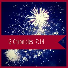 2 Chron. 7-14