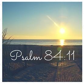 Psalm 84-11