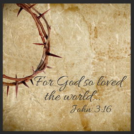 For God so loved