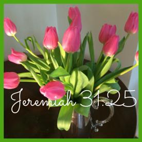 Jeremiah 31-25