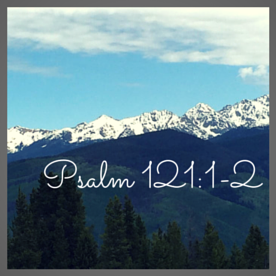 Psalm 121-1-2