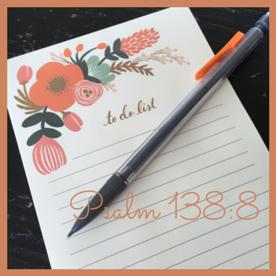 Psalm 138-8