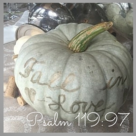 Psalm 119:97