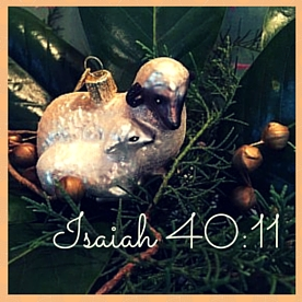 Isaiah 40-11