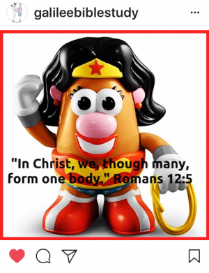 2b038140ab Because seriously. Who better than Mr. Potato Head (or